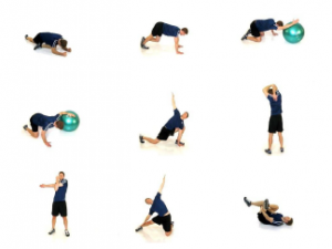 Total Skiing Fitness Stretching Sequence